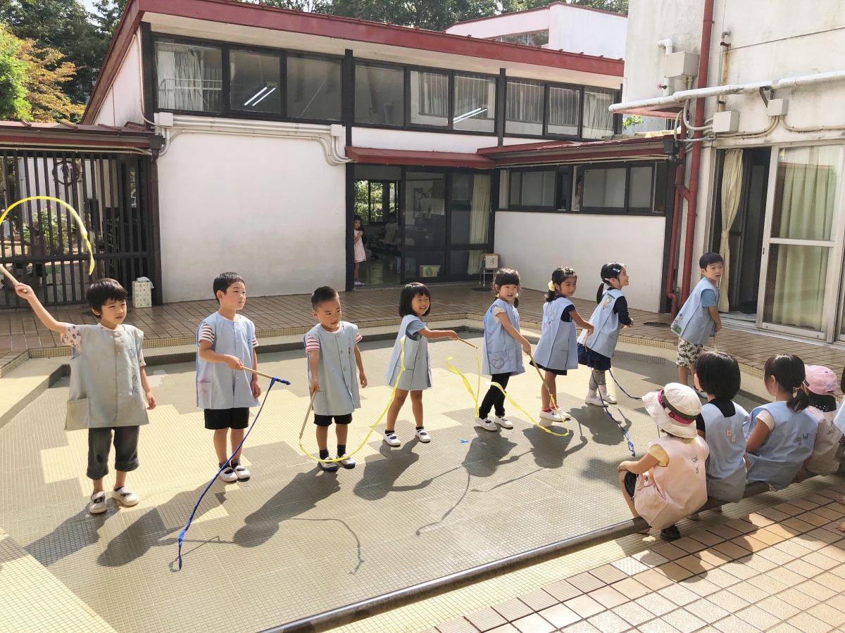 9月20日(金)マスゲーム「さあ!陽気にうたい踊ろう」のこと